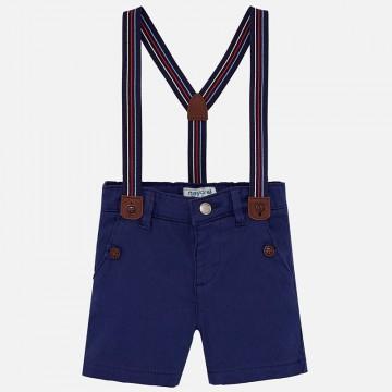 Mayoral-Къси панталони с тиранти