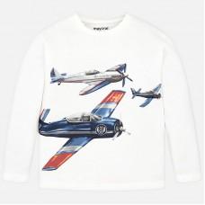 Mayoral-Блуза с принт самолети
