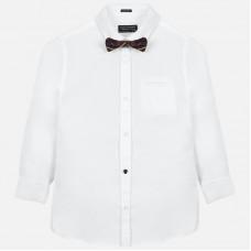 Mayoral-Официална риза с папийонка