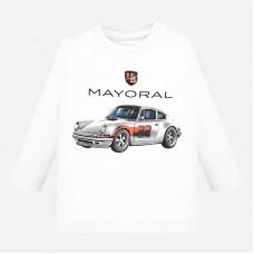 Mayoral-Блуза с принт автомобил