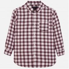 Mayoral-Риза каре с дълъг ръкав
