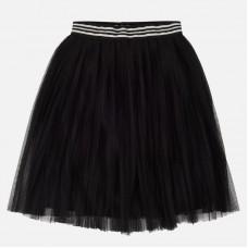 Mayoral-Плисирана пола от тюл