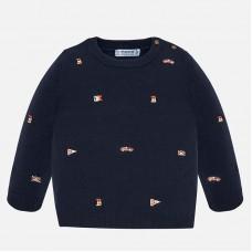 Mayoral-Пуловер за момче с бродерии