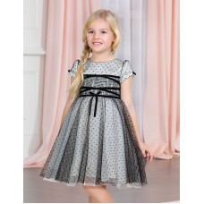 Mayoral-Официална рокля от плумети