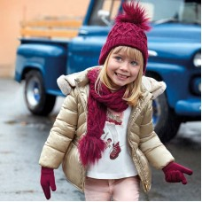 Mayoral-Зимно ватирано яке