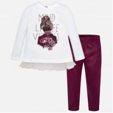 Mayoral-Комплект блуза и клин