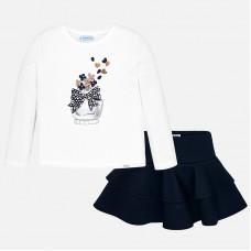 Mayoral-Комплект блуза с пола