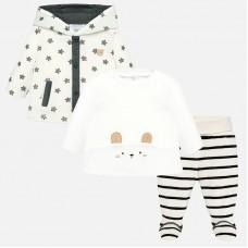 Mayoral-Комплект за бебе момче от три части