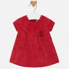 Mayoral-Бебешка рокля кадифе