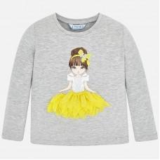 Mayoral-Блуза с апликация принцеса