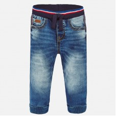 Mayoral-Дънков панталон jogger soft за момче