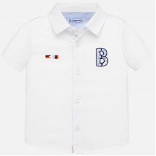 Mayoral-Риза с апликация и бродерия