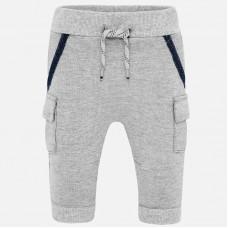 Mayoral-Бебешки памучен панталон