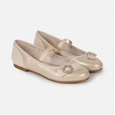 Mayoral-Обувки-тип балерина-церемония