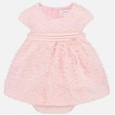 Mayoral-Бебешка рокля с тюл фантазия