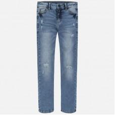 Mayoral- Дънков панталон straight fit