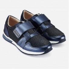 Mayoral-Спортни обувки с блясък