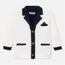 Mayoral-Официална жилетка плетиво тип сако за момче