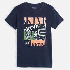 Mayoral-Тениска с цветна щампа лого
