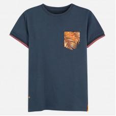 Mayoral-Тениска  къс ръкав с джоб