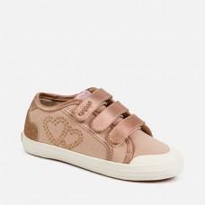 Mayoral-Спортни обувки с декорация сърце