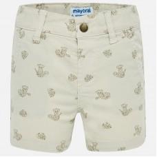 Mayoral-Къси панталони за момче с щампа