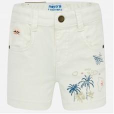 Mayoral-Бермуди с щампа палми