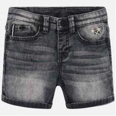Mayoral-Къси дънкови панталони мек деним
