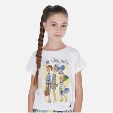 Mayoral-Тениска к/р възел момичета