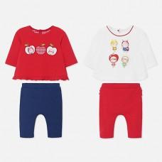 Mayoral-Бебешки комплект за момиче