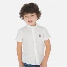 Mayoral-Официална риза за момче с щампи