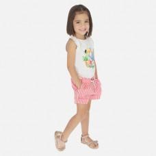 Mayoral-Къси панталони за момиче райета