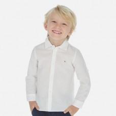 Mayoral-Официална риза за момче  от лен