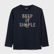 Mayoral-Основна тениска-дълъг ръкав