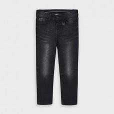 Mayoral-Дънков панталон-slim fit