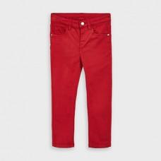 Mayoral-Основен панталон с джобове-slim fit