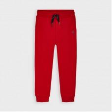 Mayoral-Дълъг основен плюшен панталон с маншети-момче
