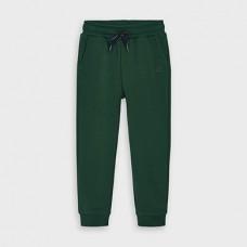 Mayoral-Дълъг основен плюшен панталон с маншети-момче-ела