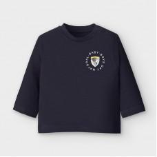 Mayoral-Тениска с дълъг ръкав на емблеми