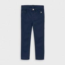 Mayoral-Дълъг панталон skinny fit-ultramar