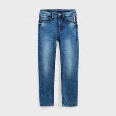 Mayoral-Дълъг дънков панталон-regular fit