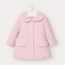 Mayoral-Трикотажно палто структура-бебе
