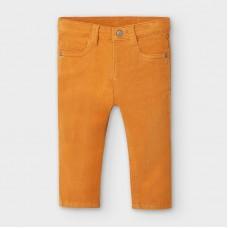 Mayoral-Дълъг панталон slim fit-рипсено кадифе