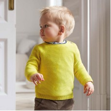 Mayoral-Основен памучен пуловер-Aove