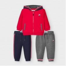 Mayoral-Комплект-анцуг с 2 плюшени панталона
