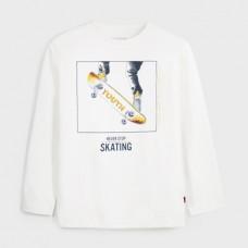 Mayoral-Тениска-skate с дълъг ръкав
