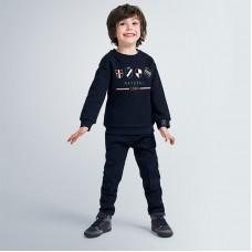 Mayoral-Комплект трико панталон и пуловер