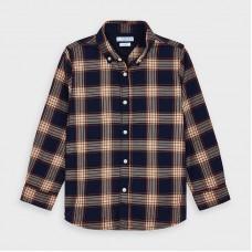 Mayoral-Риза с дълъг ръкав каре