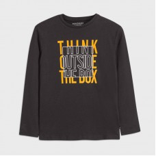 Mayoral-Тениска-think с дълъг ръкав