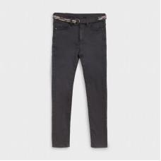 Mayoral-Панталон straight fit с колан за момче